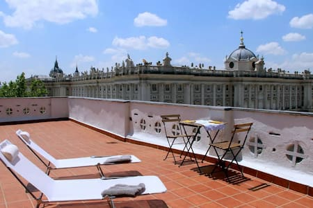NEW PENTHOUSE IN ROYAL PALACE.