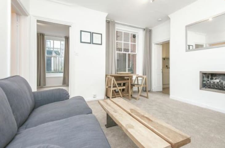 Confortable Double Bedroom in Westminster. - Londra - Daire