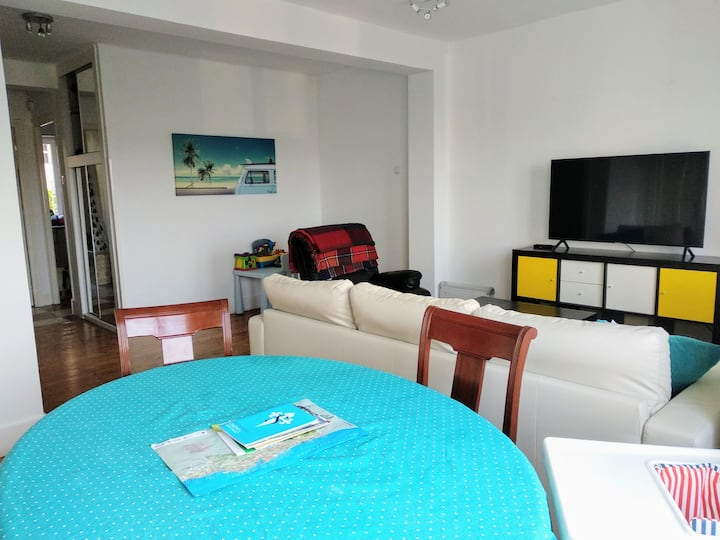 Apartment in Peñacastillo (Santander)