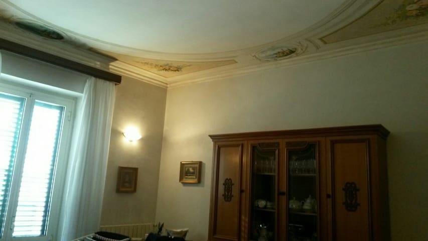 Confortevole e centrale appartamento del centro - Viterbo - Wohnung
