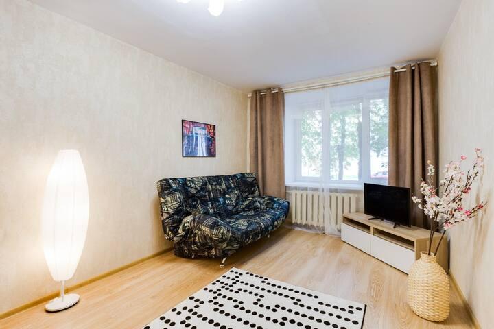Апартаменты на Краснопресненской