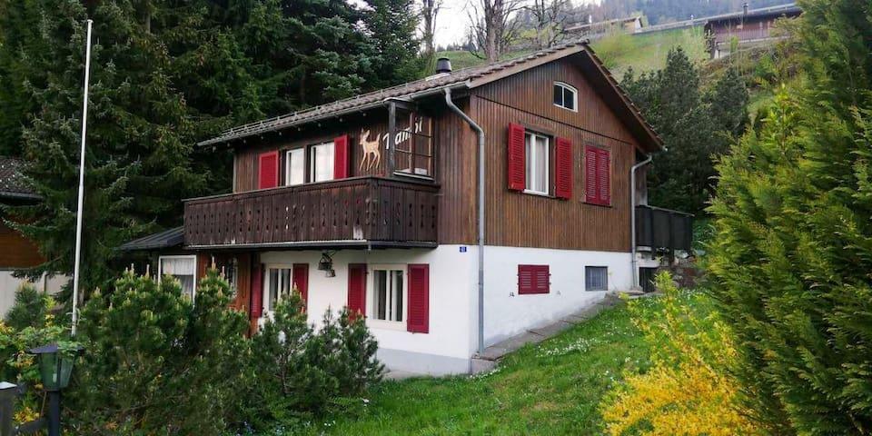 Bergchalet Bambi, Flumserberg Bergheim, 3.5 Zimmer