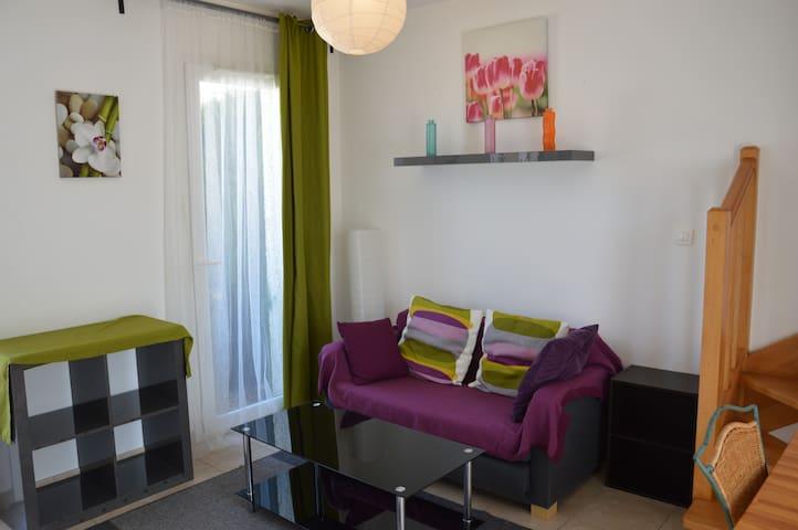 Loue beau T2 tout équipé, au calme à Vienne - Vienne - Apartamento