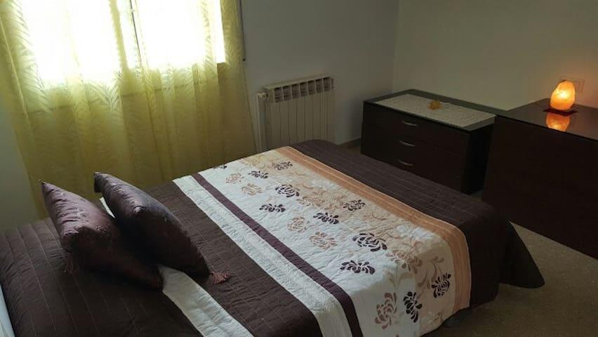 Duoble room with bathroom cerca de Sitges - Sant Pere de Ribes - Appartement en résidence
