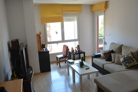 Habitación en piso nuevo y luminoso - Piso Inteiro