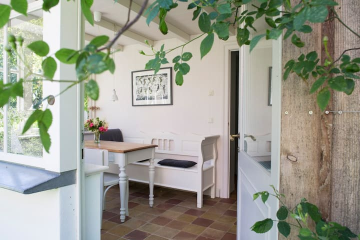 FeWo Rügen Natur Urlaub - Wasserblick - Sauna - Neuenkirchen - Apartamento