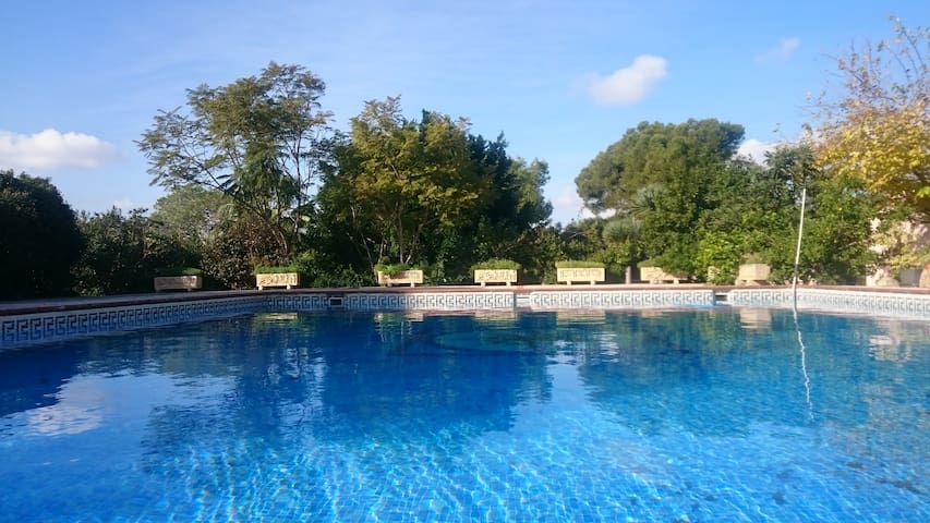 Country house with big pool - Palma - Rumah