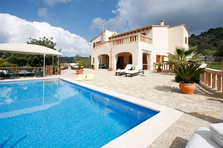 Villa Can Canals(artà, Mallorca)