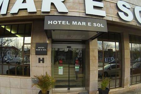 Hotel Mar e Sol Double/Twin room sea view - Setúbal