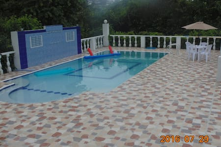 Confortable casa de descanso en Girardot Ricaurte - Agua de Dios - Hus