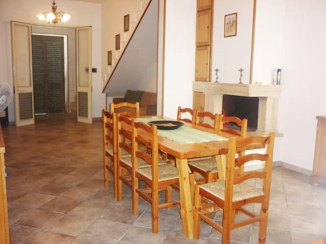 Appartamento a pianoterra a 100m dal mare SALENTO - Marina di Andrano - Alojamiento vacacional