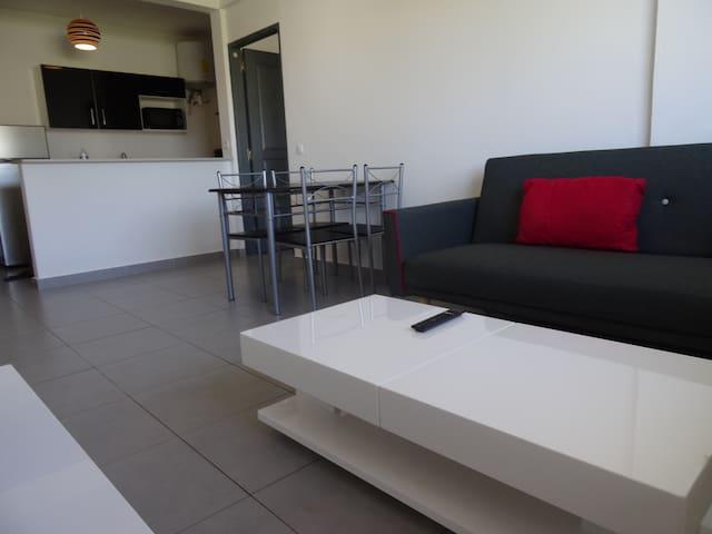 Agréable appartement T2 aux portes de Cayenne