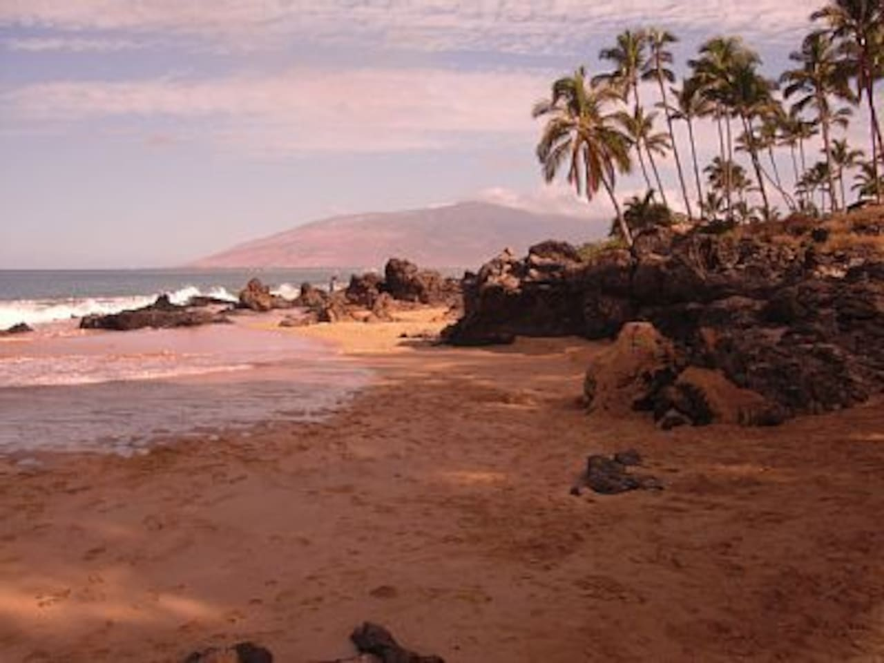 This is the best beach on the South Side of Maui and its steps away.