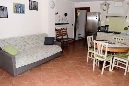 Appartamento rustico in montagna 2 - Gravere - Blockhütte