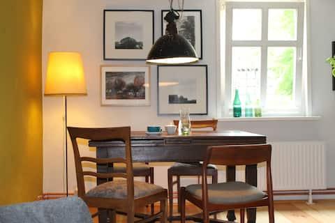 Fünkchen & Anton - Ferienhaus am Fenn + 5000qm