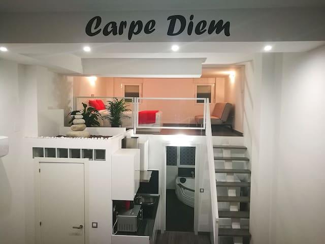 """Gredos Loft"" Apartamento con Jacuzzi Carpe Diem"