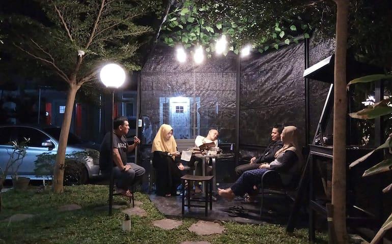 Daily Rent House Tanjung Bunga Losari Rotterdam +