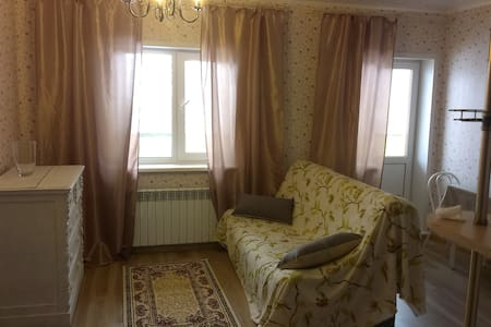 Квартира-студия 1 комнатная - Barnaul