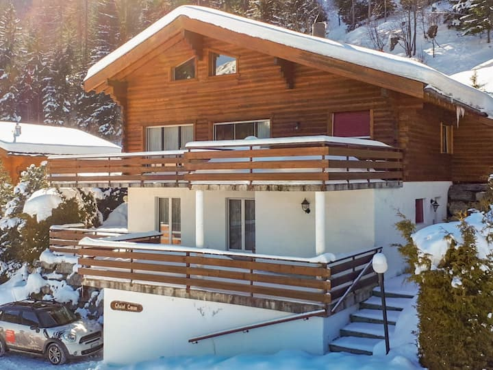 Chalet Coeur - Summer Swimming Pool, Jacuzzi, Sauna, 10 persons, 4 bedrooms