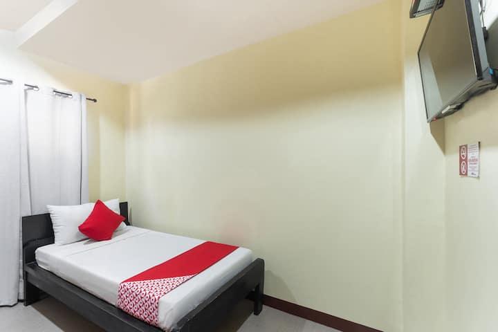 Standard Single Stay @ Blue Horizon Hostel