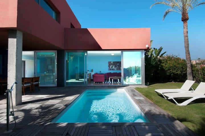 Villa with private pool Salobre Villas XII