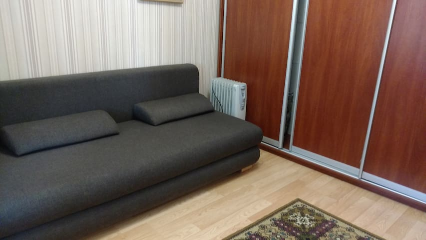 Studio apartment with all the necessary