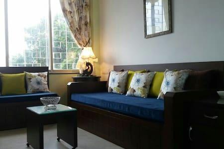 NewYork-style AC PENTHOUSE-TERRACE, South Kolkata