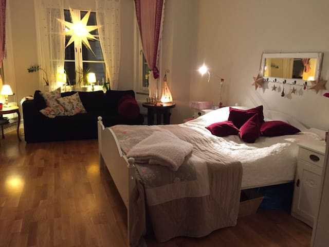 Spacious room in the heart of Stockholm