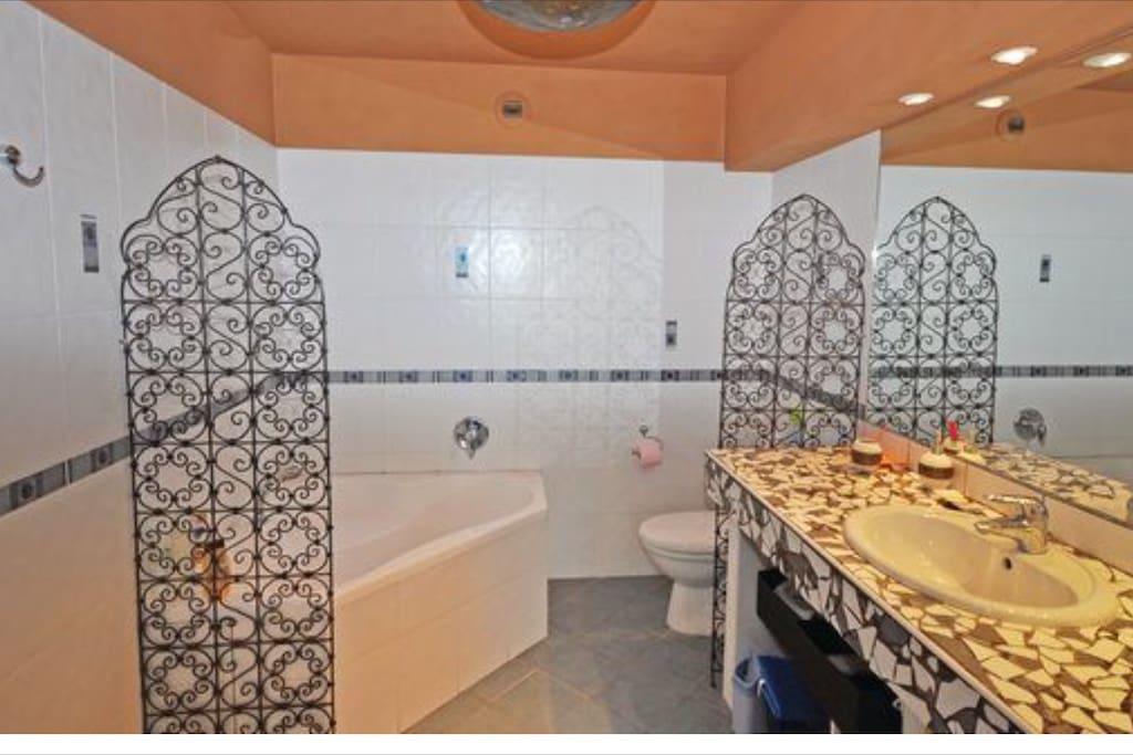 Salle de bain/douche WC