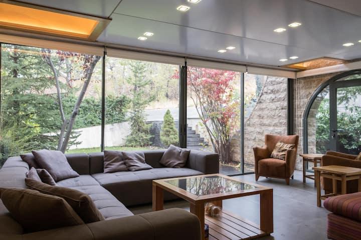 220sqm Duplex Chalet 3BDR - Faqra Club
