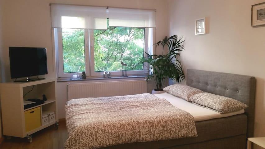small & fine in the center of Munich-Gärtnerplatz! - Munich - Appartement en résidence