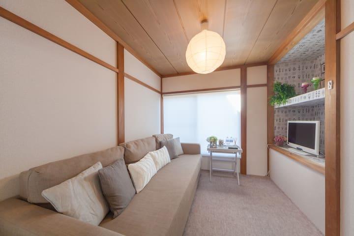 **HIROO 2 BEDROOM HOUSE** + wifi - Minato-ku - House