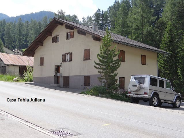 Apartment in Sur Grisons - Sur - Apartment