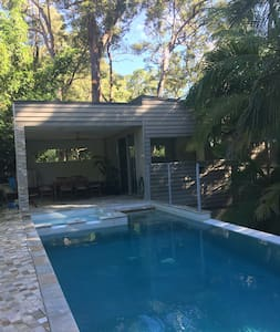 Bush Pool House - Tweed Heads West - Konukevi