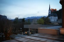 """""""Perfect location with a great balcony view of the castle. Room was perfect, service was perfect."""" by guest Sam"""