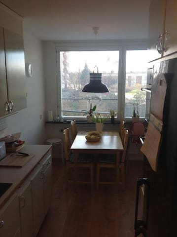 Beautiful rooms in South Central Lund - Lund - Apartment