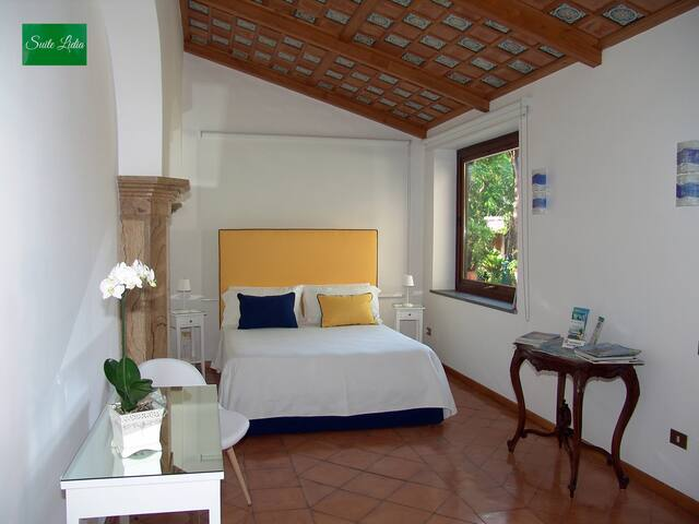 Suite in the historic center of Sorrento