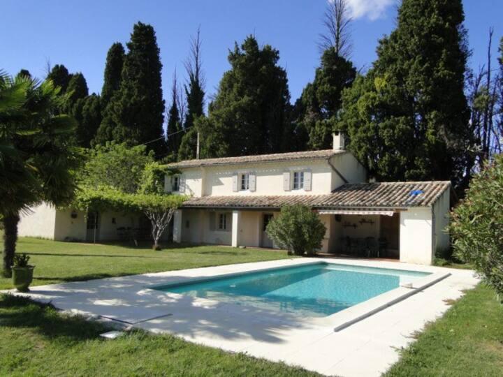 Un coin de paradis en Drôme provençale