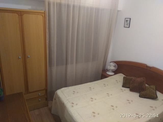 Comfortable apartment near the center.