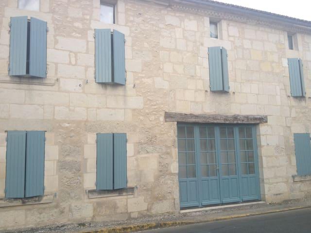 Charmante Maison de vacances - Courcoury - Villa