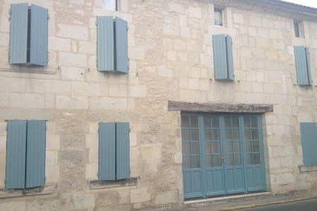 Charmante Maison de vacances - Courcoury - วิลล่า