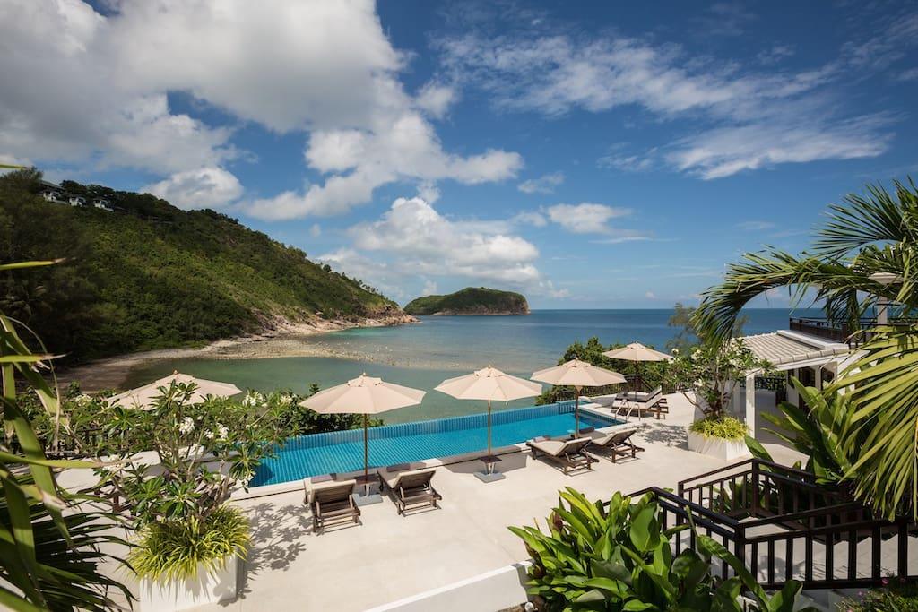 Secret Beach Villa Koh Phangan