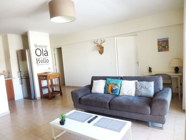Modern and very central appartement - Noumea - Daire