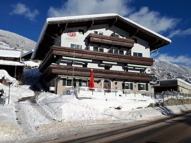 Cozy B&B for Summer and Winter in the Alps