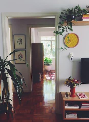 Peace & Jungle Bedroom