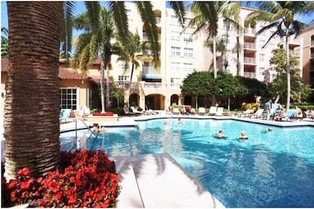 2 bed / 2 baths condo - Yacht Club Aventura - Miami - Appartement