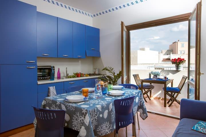Apartment in Favignana Tramontana 6