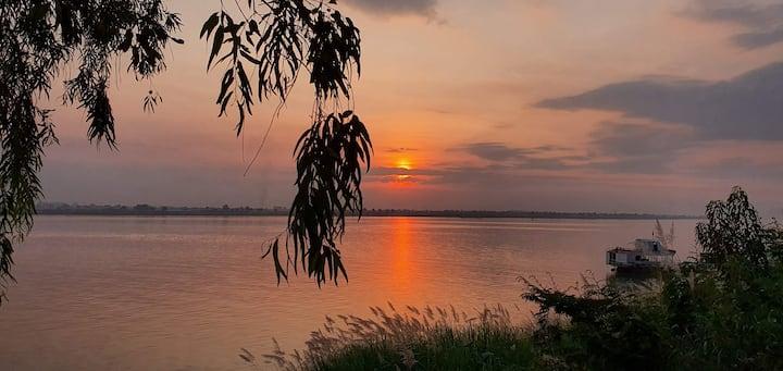 Mekong Bungalow River