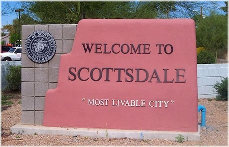 Prime - Old Town Scottsdale Condo-Walk to old Town - Scottsdale