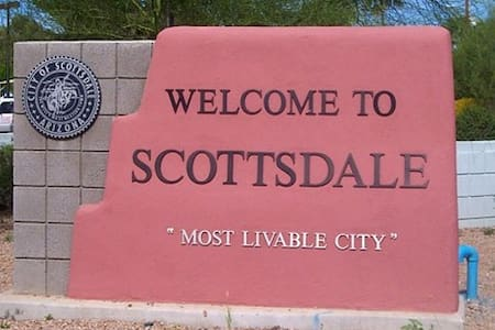 Prime - Old Town Scottsdale Condo-Walk to old Town - Scottsdale - Wohnung